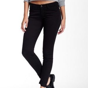 MOTHER The Looker Black Jeans